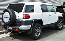 Toyota FJ Cruiser High Quality Background on Wallpapers Vista