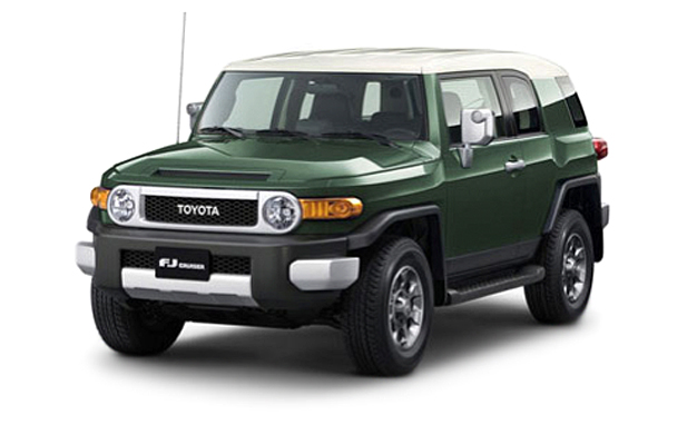 HD Quality Wallpaper | Collection: Vehicles, 626x382 Toyota FJ Cruiser