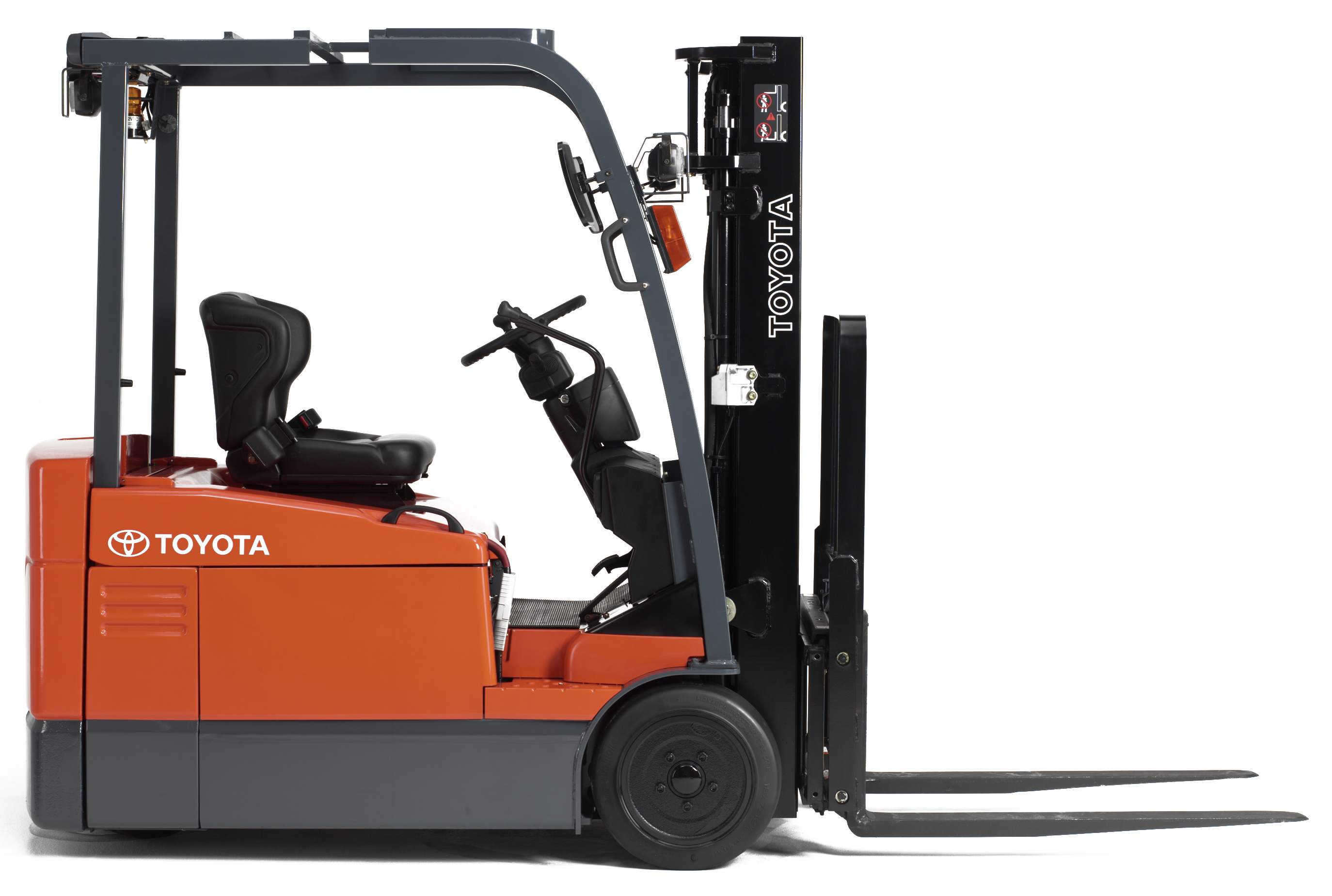Toyota Forklift High Quality Background on Wallpapers Vista