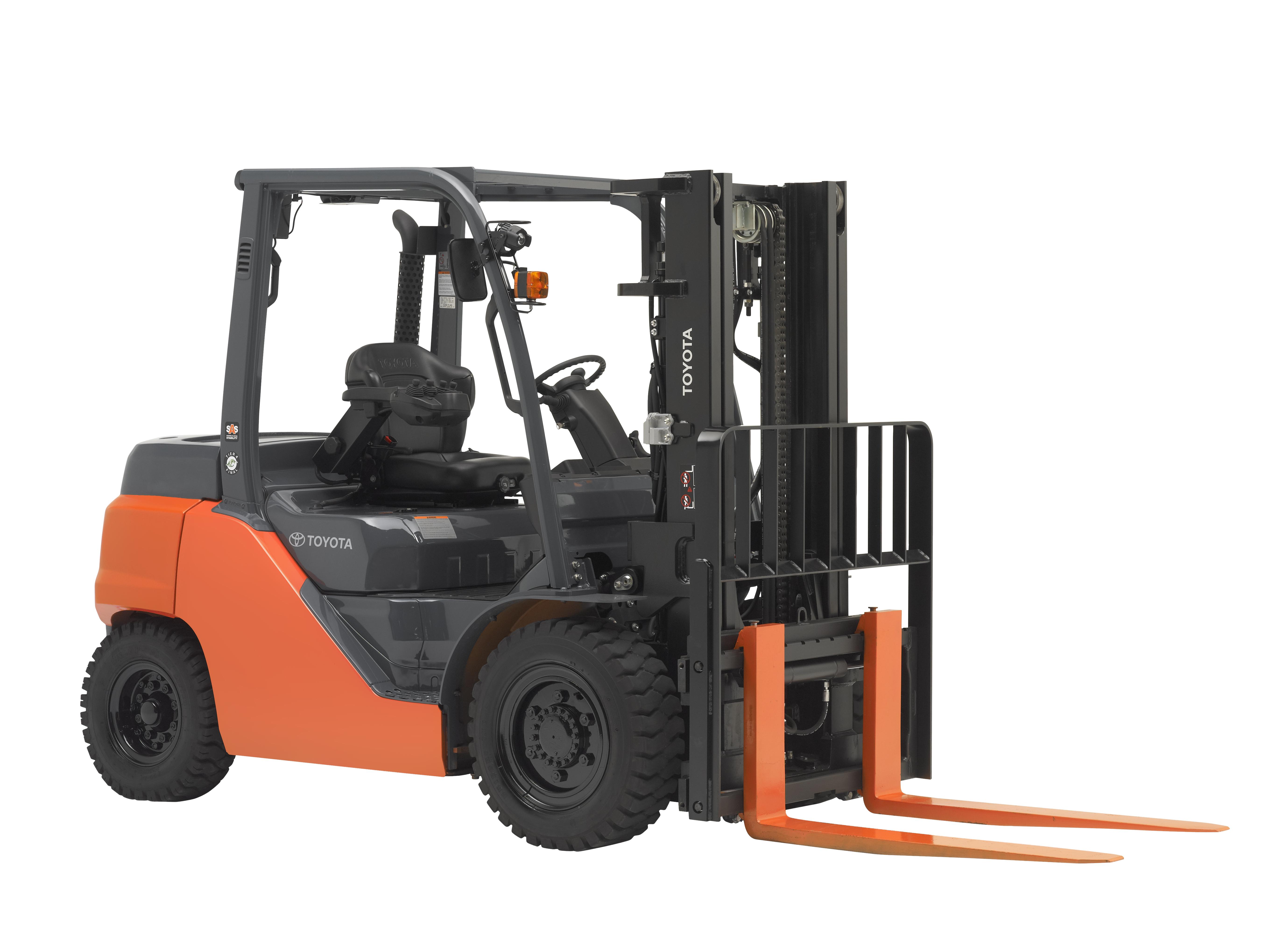 HQ Toyota Forklift Wallpapers   File 3657.25Kb
