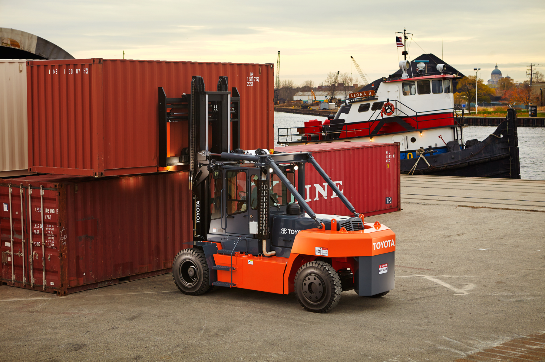 Toyota Forklift Pics, Vehicles Collection