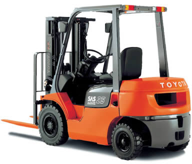 384x328 > Toyota Forklift Wallpapers