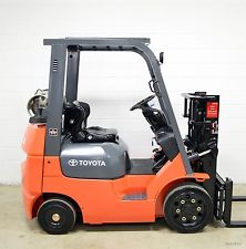 Amazing Toyota Forklift Pictures & Backgrounds