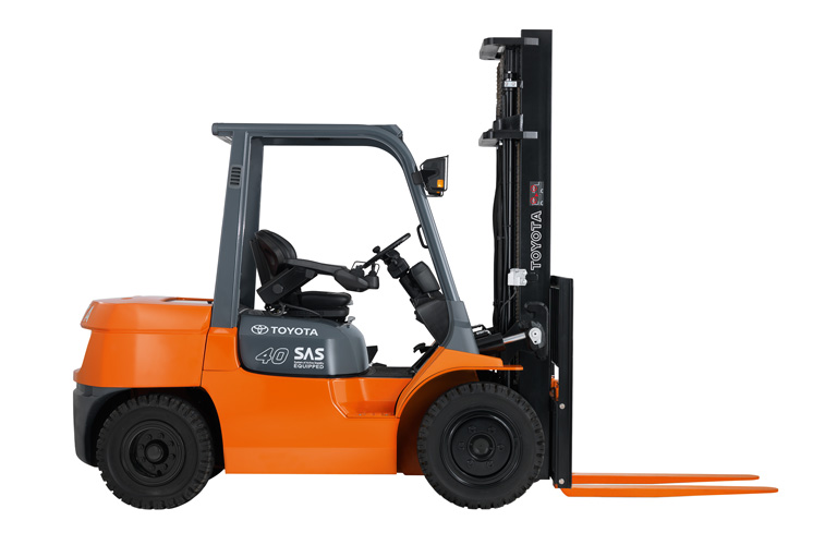 757x500 > Toyota Forklift Wallpapers