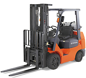 HD Quality Wallpaper   Collection: Vehicles, 286x260 Toyota Forklift