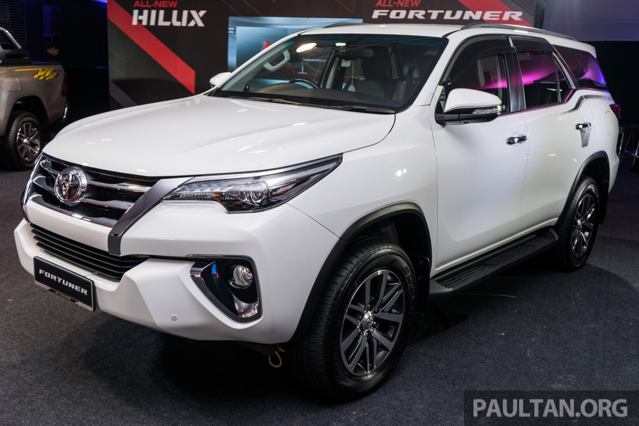 HD Quality Wallpaper | Collection: Vehicles, 1280x854 Toyota Fortuner