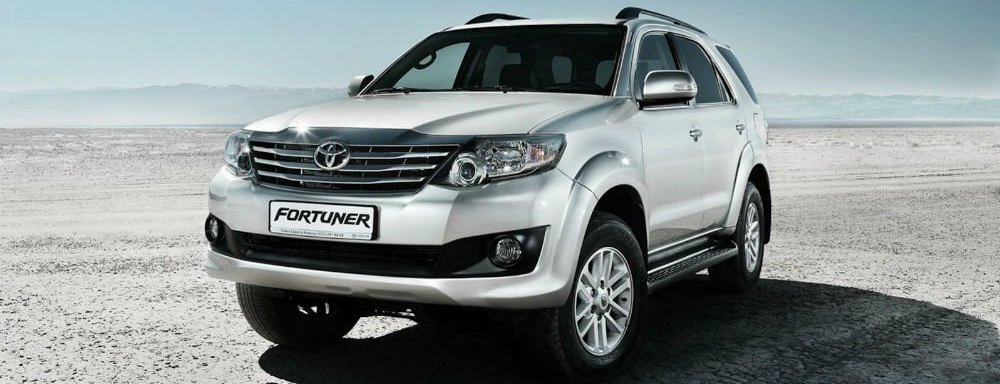Nice Images Collection: Toyota Fortuner Desktop Wallpapers