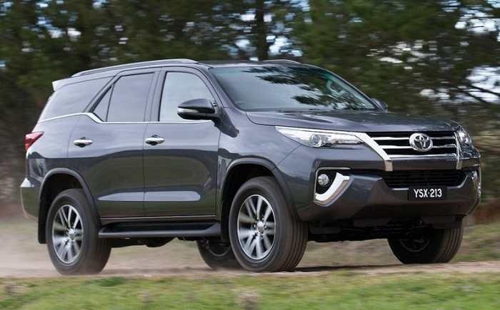 High Resolution Wallpaper | Toyota Fortuner 700x435 px