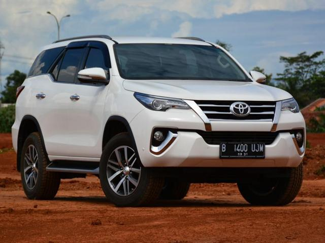 Nice wallpapers Toyota Fortuner 640x480px