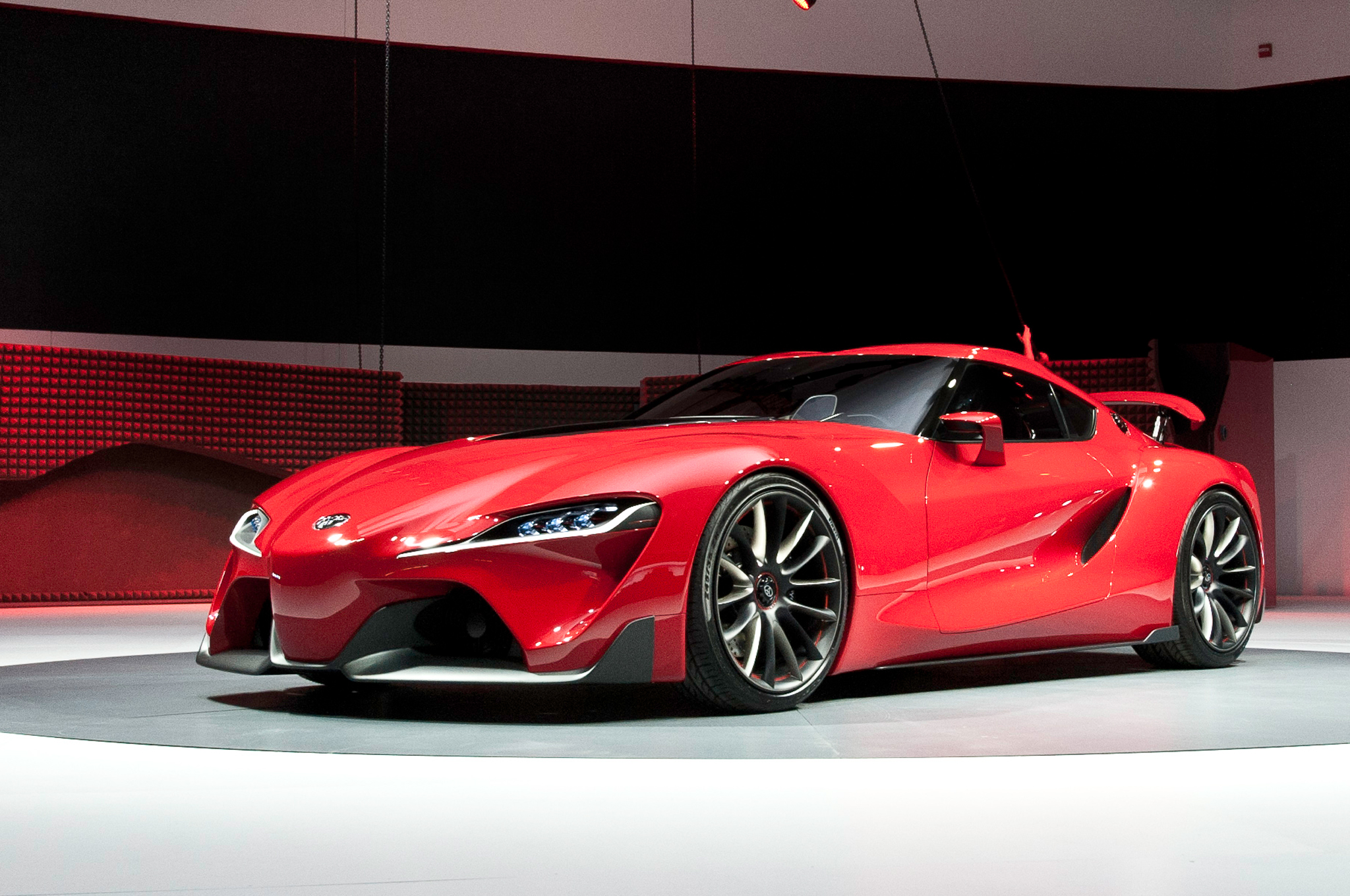 2048x1360 > Toyota FT-1 Concept Wallpapers
