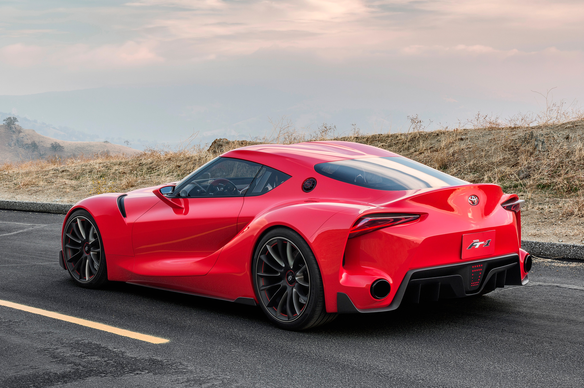Toyota FT-1 Concept Backgrounds, Compatible - PC, Mobile, Gadgets| 2048x1360 px