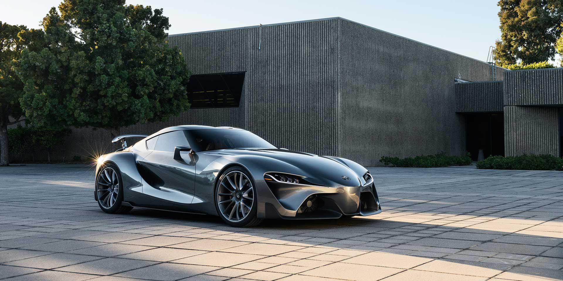 HQ Toyota FT-1 Concept Wallpapers | File 264.42Kb
