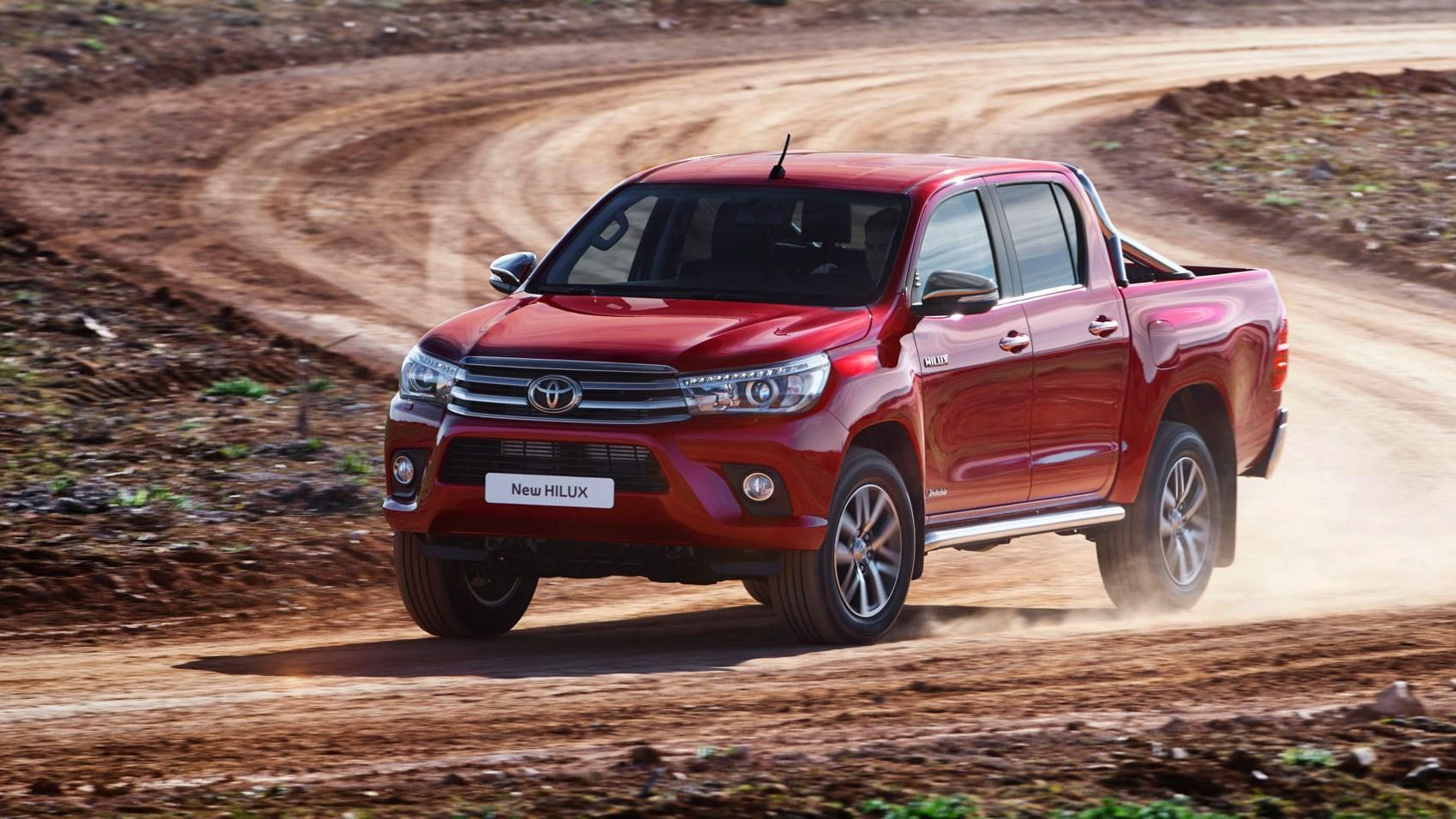 Toyota Hilux Backgrounds, Compatible - PC, Mobile, Gadgets| 1700x956 px