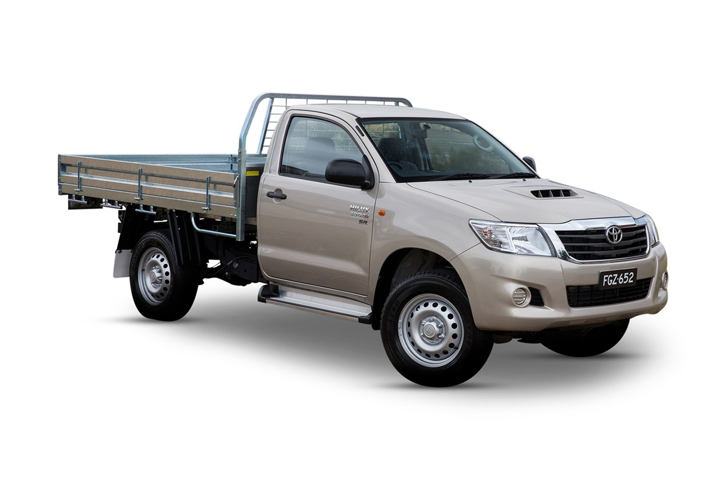 Toyota Hilux #8