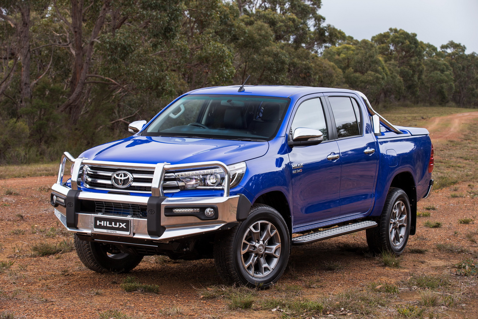 Nice wallpapers Toyota Hilux 1600x1067px