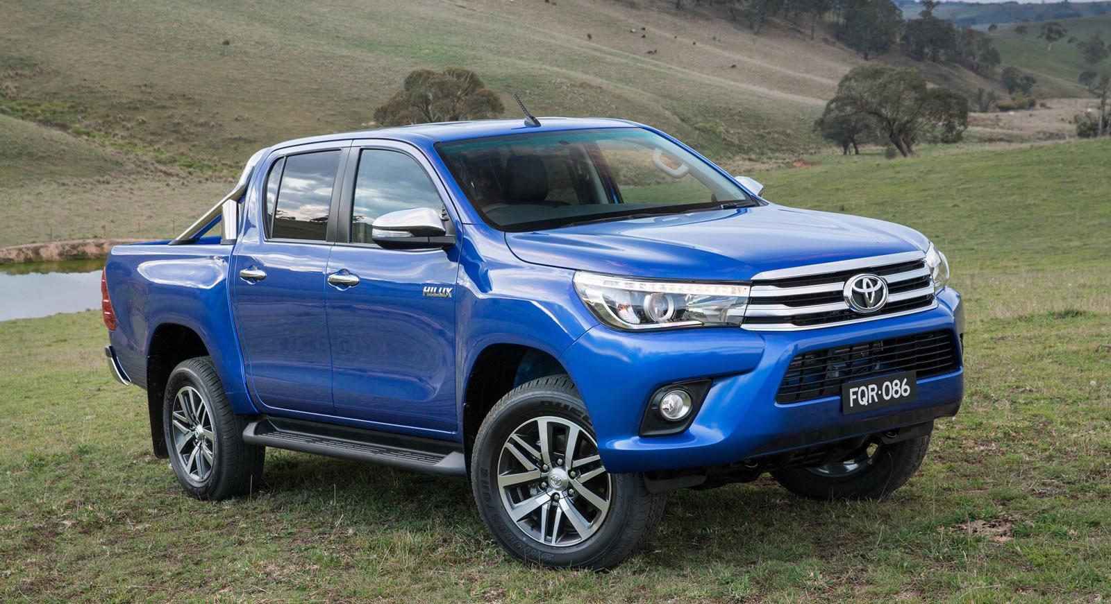 Toyota Hilux HD wallpapers, Desktop wallpaper - most viewed