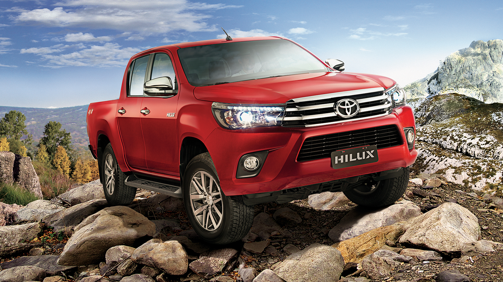 Images of Toyota Hilux | 1600x900