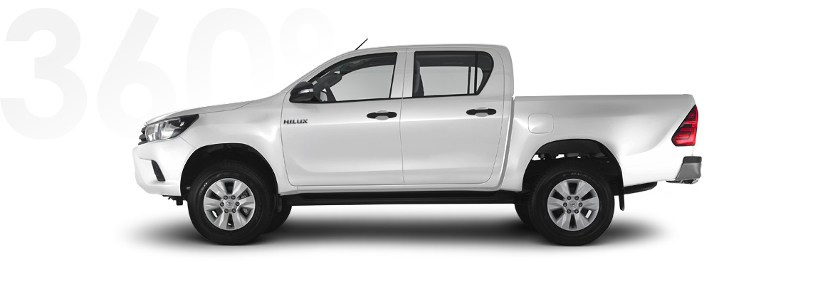 Nice Images Collection: Toyota Hilux Desktop Wallpapers