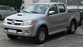 Toyota Hilux Backgrounds, Compatible - PC, Mobile, Gadgets| 280x160 px