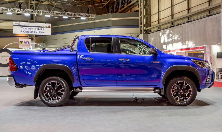 Toyota Hilux Backgrounds on Wallpapers Vista