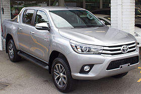 HD Quality Wallpaper | Collection: Vehicles, 280x188 Toyota Hilux