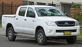 Toyota Hilux #12
