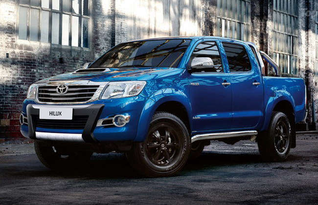 HD Quality Wallpaper | Collection: Vehicles, 650x420 Toyota Hilux