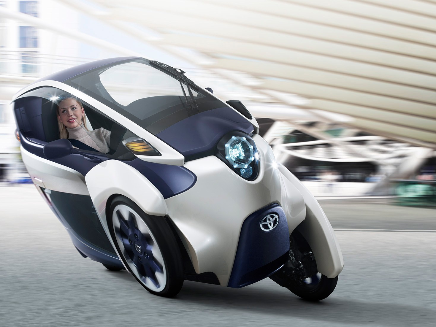 Toyota I-road Backgrounds on Wallpapers Vista