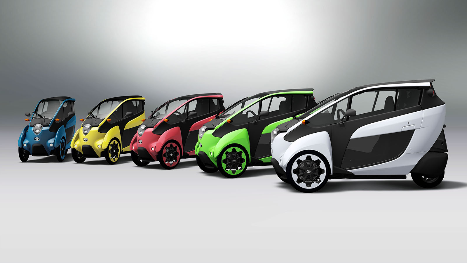 High Resolution Wallpaper | Toyota I-road 1600x900 px