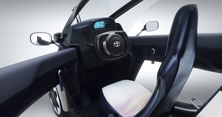 Amazing Toyota I-road Pictures & Backgrounds