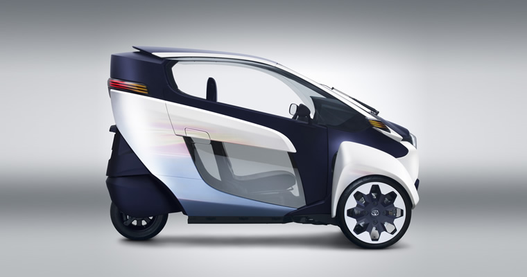 Images of Toyota I-road | 760x400