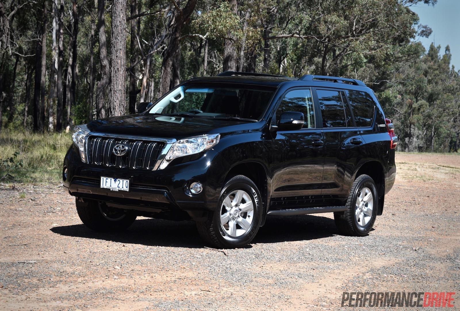 Images of Toyota Land Cruiser Prado | 1600x1081