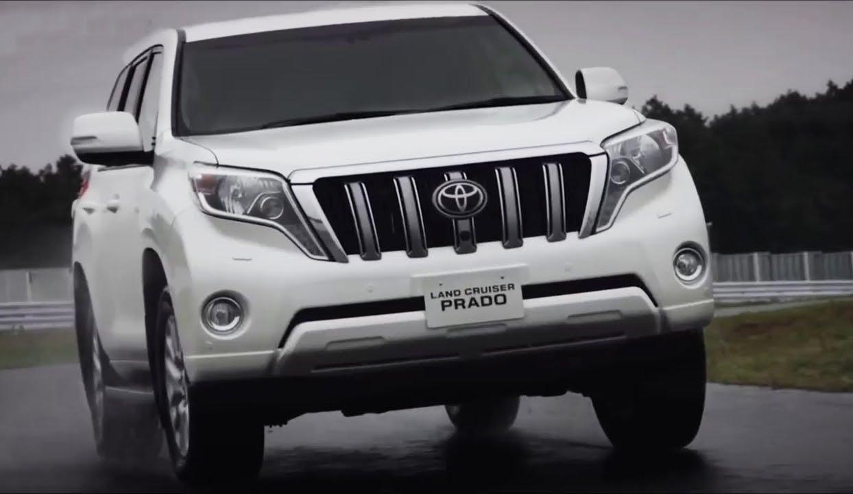 Images of Toyota Land Cruiser Prado | 1244x720