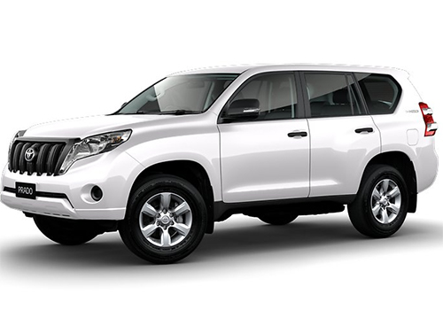 HD Quality Wallpaper | Collection: Vehicles, 500x350 Toyota Land Cruiser Prado