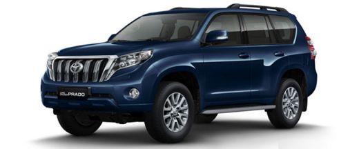 Toyota Land Cruiser Prado Backgrounds on Wallpapers Vista