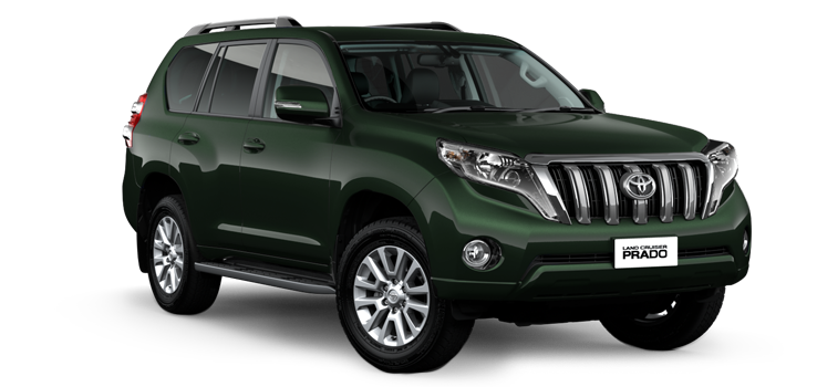 Toyota Land Cruiser Prado High Quality Background on Wallpapers Vista