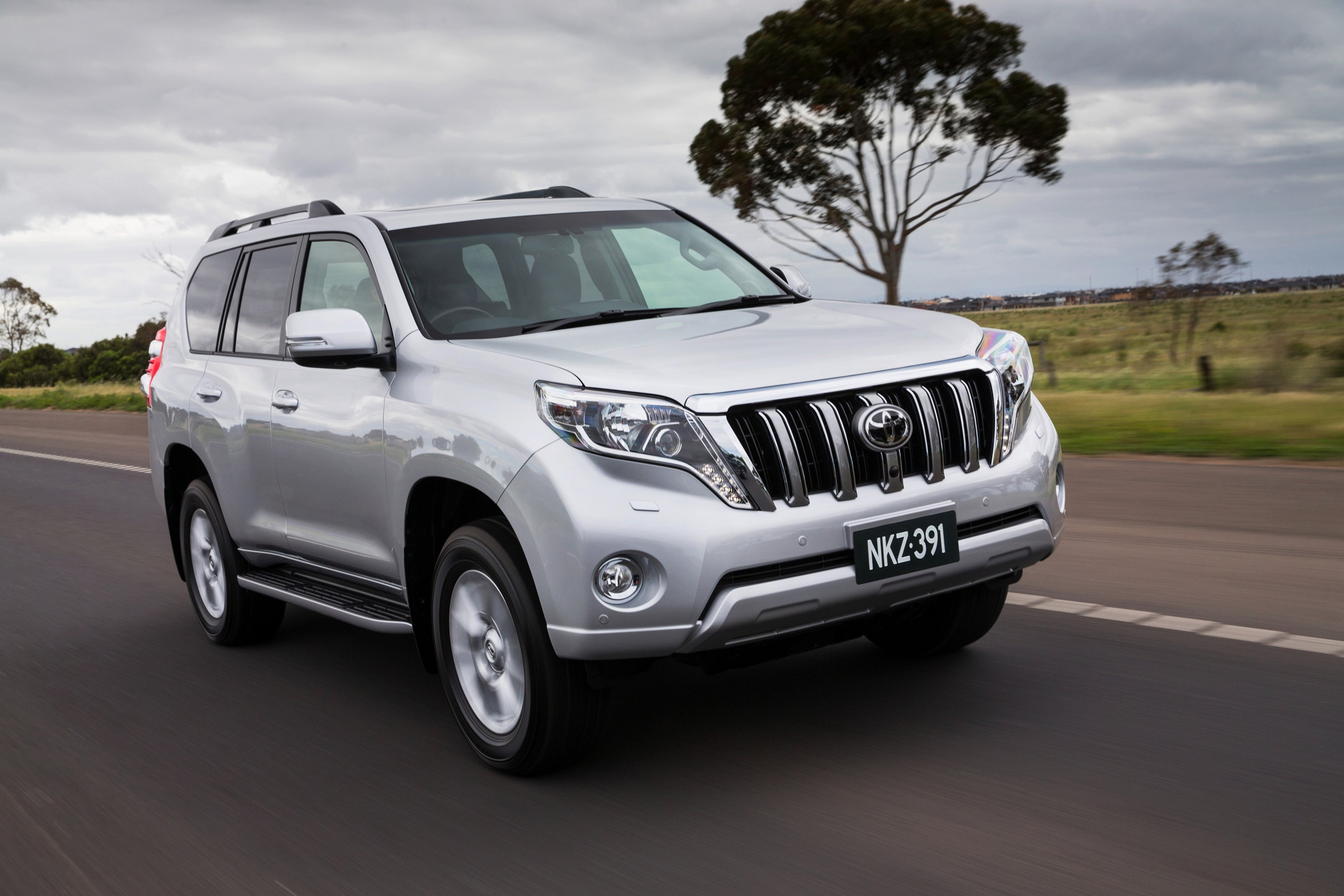 HD Quality Wallpaper | Collection: Vehicles, 2953x1969 Toyota Land Cruiser Prado