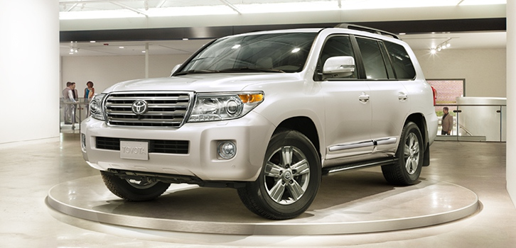 HQ Toyota Land Cruiser Wallpapers | File 100.85Kb
