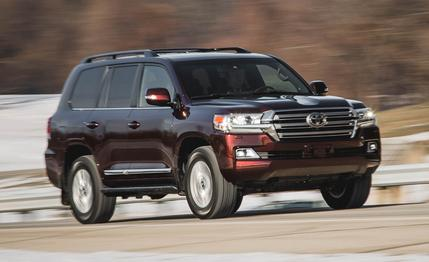 Toyota Land Cruiser Backgrounds on Wallpapers Vista