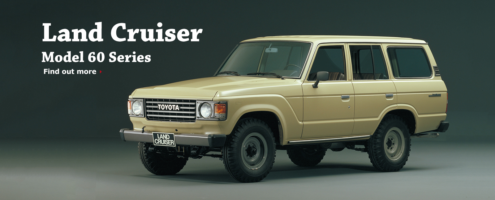 Images of Toyota Land Cruiser | 1600x648
