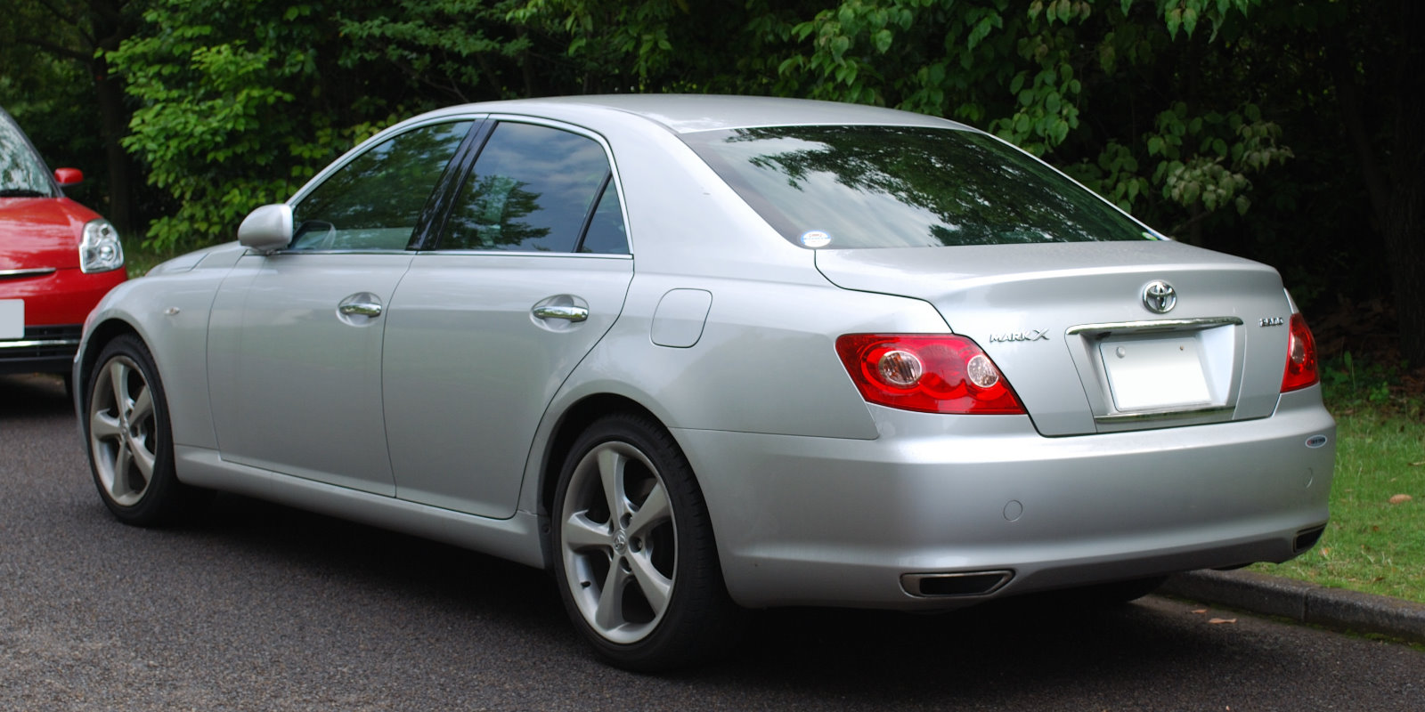 Toyota Mark X Backgrounds on Wallpapers Vista