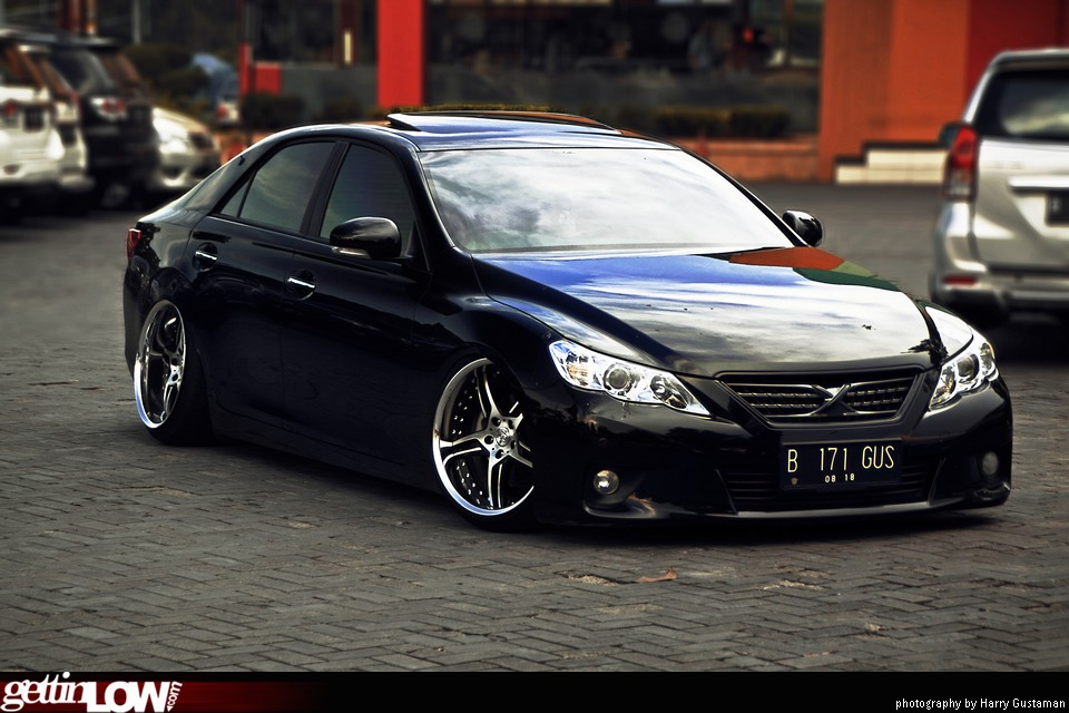 High Resolution Wallpaper | Toyota Mark X 960x640 px