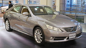 HD Quality Wallpaper | Collection: Vehicles, 280x158 Toyota Mark X