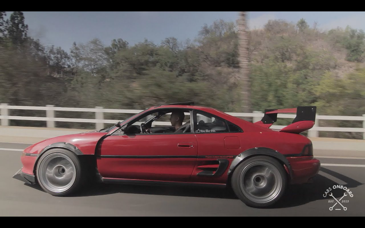 Nice wallpapers Toyota MR2 1280x800px