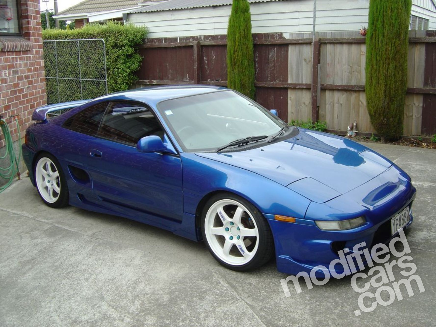 Nice wallpapers Toyota MR2 1777x1333px