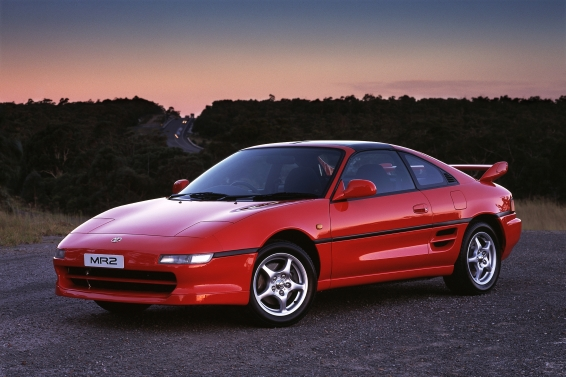 HQ Toyota MR2 Wallpapers | File 166.62Kb