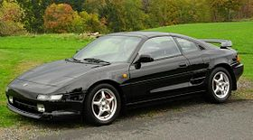 Toyota MR2 Backgrounds on Wallpapers Vista