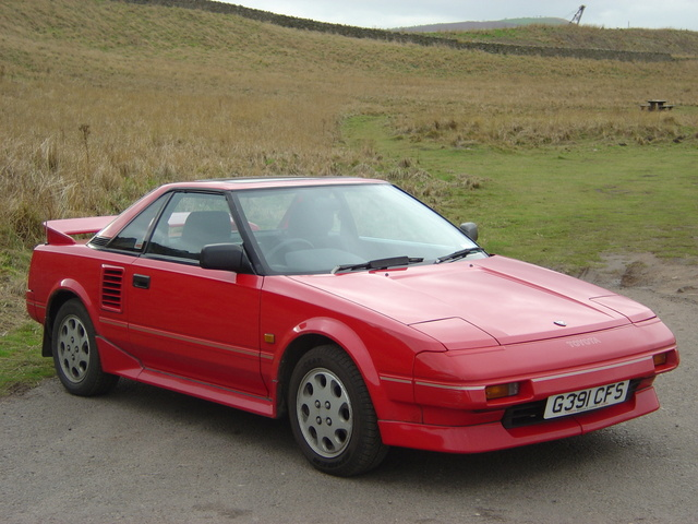 Toyota MR2 Pics, Vehicles Collection