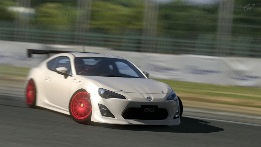 Nice Images Collection: Toyota Rs R Desktop Wallpapers
