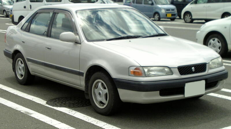 Toyota Sprinter Pics, Vehicles Collection